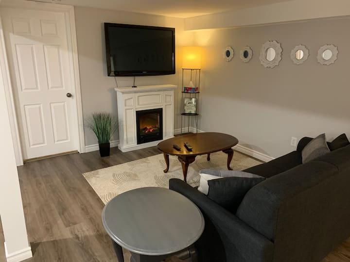 Central Niagara- 2 Bedroom Apartment in Welland
