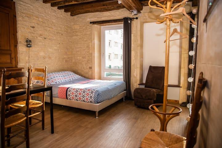 Studio charme & confort à Caen