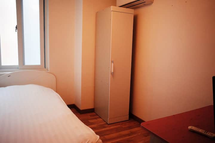 Single Private Room in Central Gangnam #308