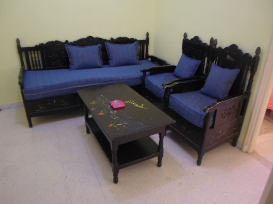 Appartement coquet pour couple apartments for rent in for City meuble sousse