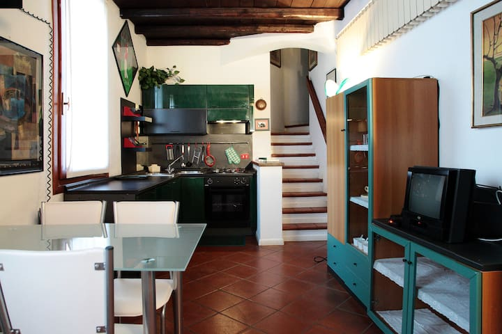 Appartamentino centro storico - Ferrara - Apartamento