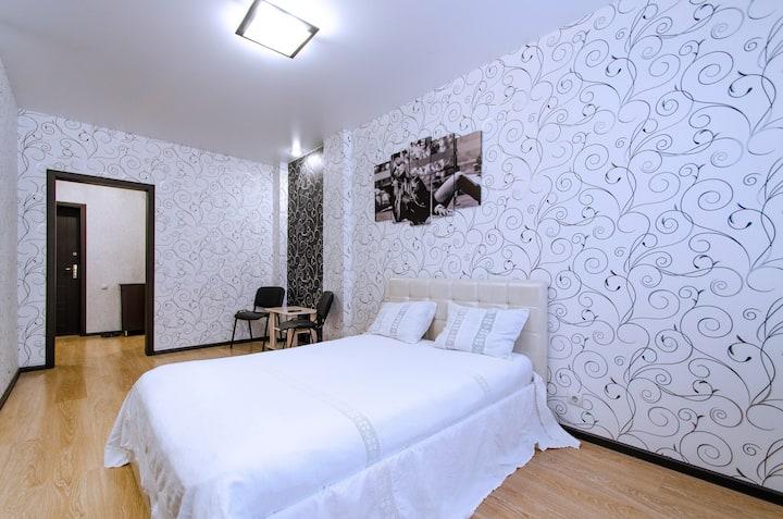 Квартира в центре с евроремонтом