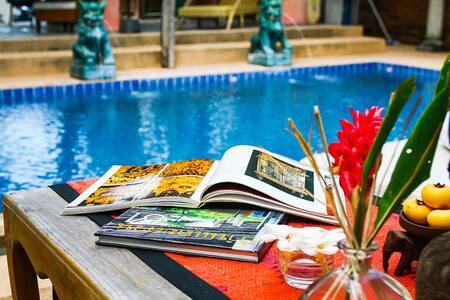 Baan Tawai Lanna Resort
