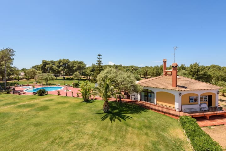 Best Villa in Menorca! Luxury and Privacy