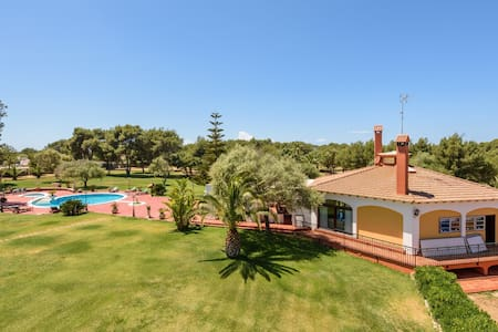 Luxury and Privacy in the Biggest Villa in Menorca
