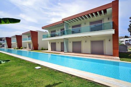 Villa Olives (1+1) - Göltürkbükü - Daire