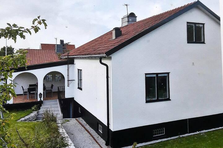 Villa i Visby centrum