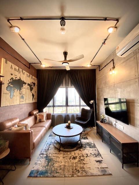 D'Clara Guesthouse,Bangi-Pool+Netflix+WIFI+Astro