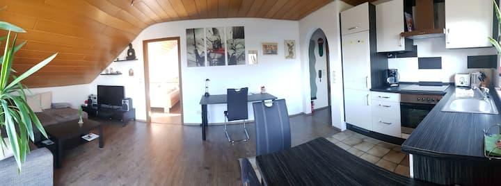 2 Zimmerwohnung in Stutensee