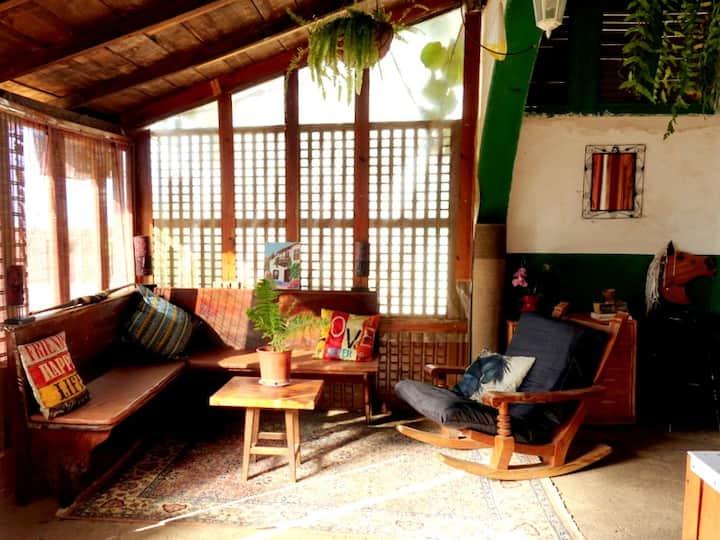 Hostal Mamio Verde - Cama en habitación compartida