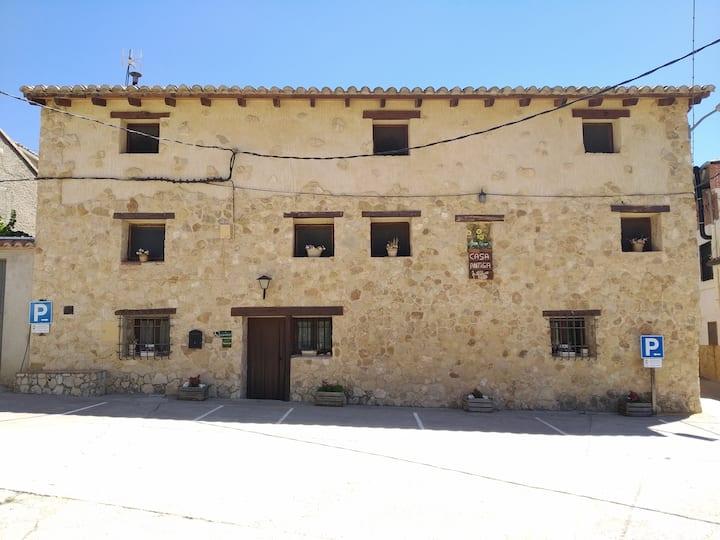 Casa rural Casa Antiga 10 personas