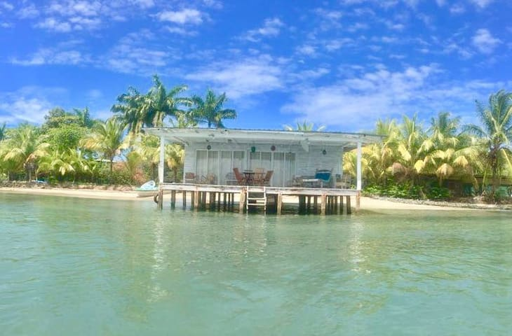 Loft over the Sea in Bocas del Toro