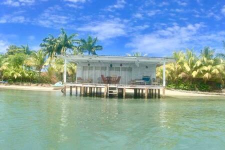 Loft over the Sea in Bocas del Toro