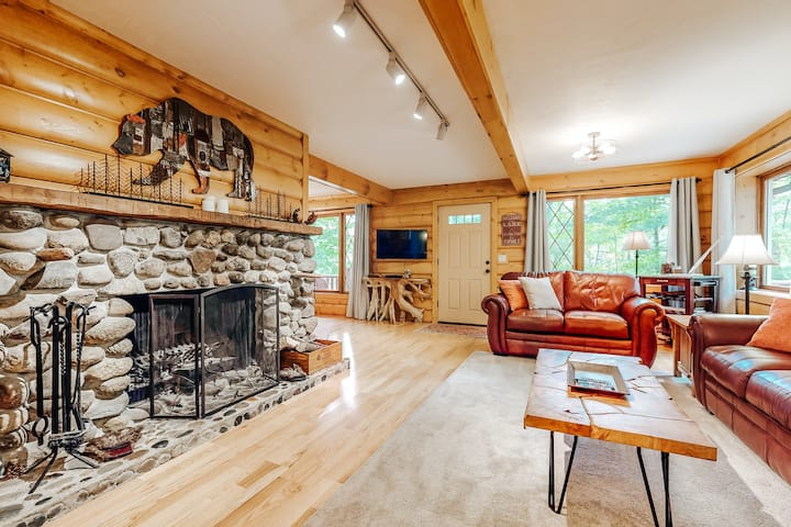 New listing! Secluded, riverfront home w/ a furnished deck & dock - dogs welcome