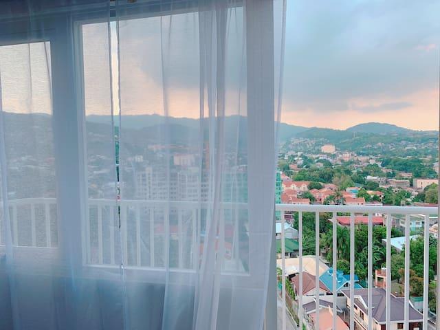 CEBU Amazing view - Modern Apartment