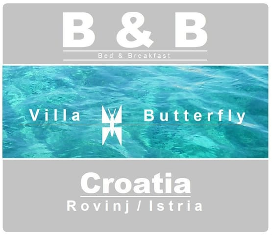 B&B Bed & Breakfast Villa Butterfly Rovinj