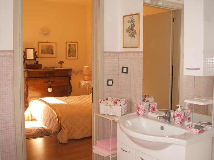 Villa Carol Camera doppia bagno privato