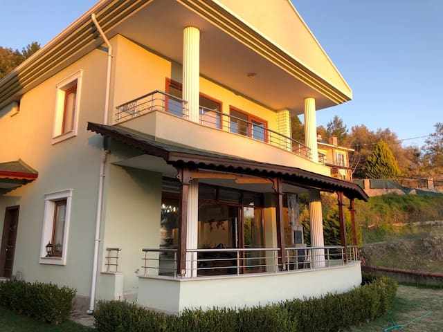 ED003 by Villa of Summer Balıkesir Edremit Kiralık
