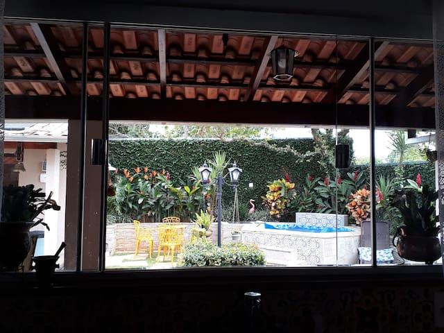 Casa com 3 suítes em Caldas Novas