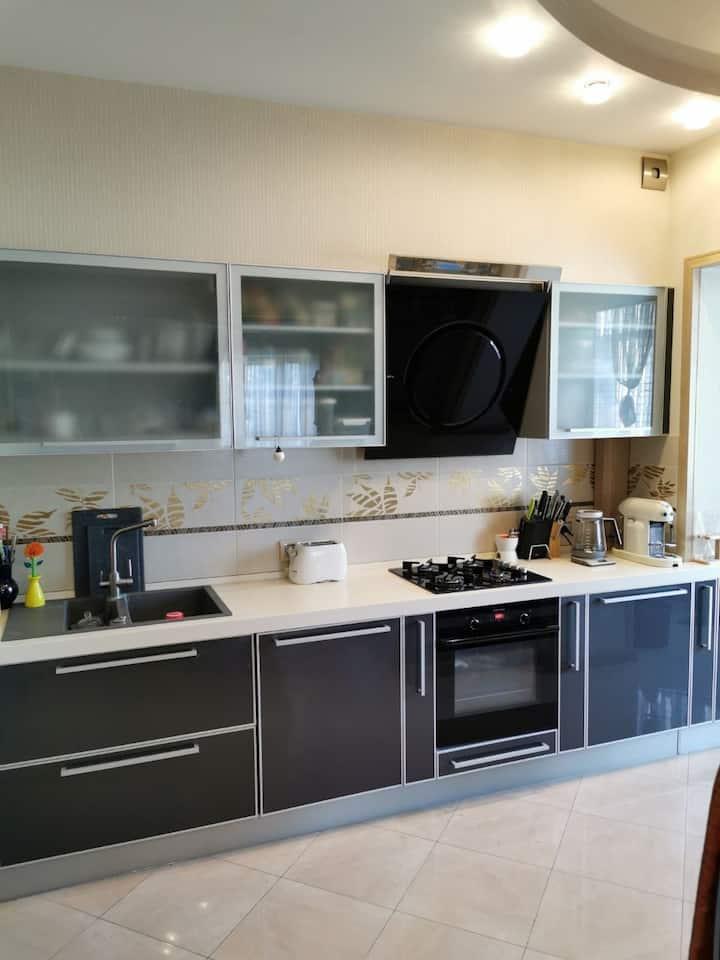Большая двух-комнатная квартира в Иваново