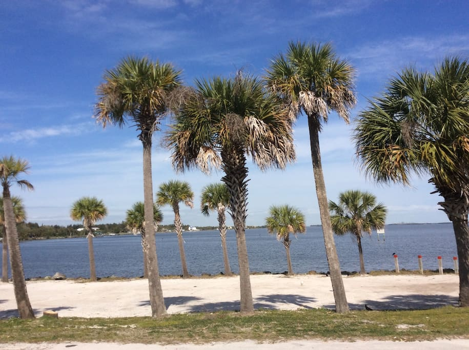 Indian River boat launch; picnic; fishing area