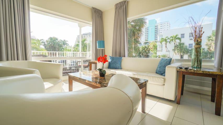 Fort Lauderdale Beach Apartment B