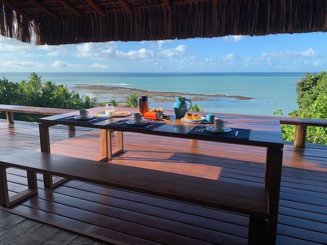 Beach House at paradise Praia do Espelho - Bahia