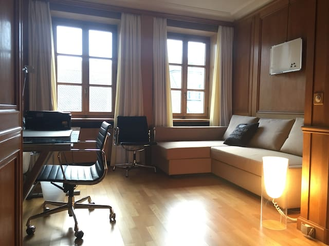Very functional, cosy studio in heart of Old town - Genève - Leilighet
