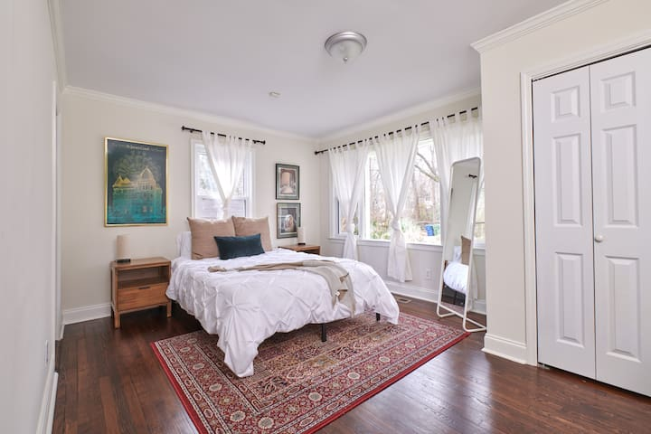 Charming Suite in the Kirkwood Urban Forest!