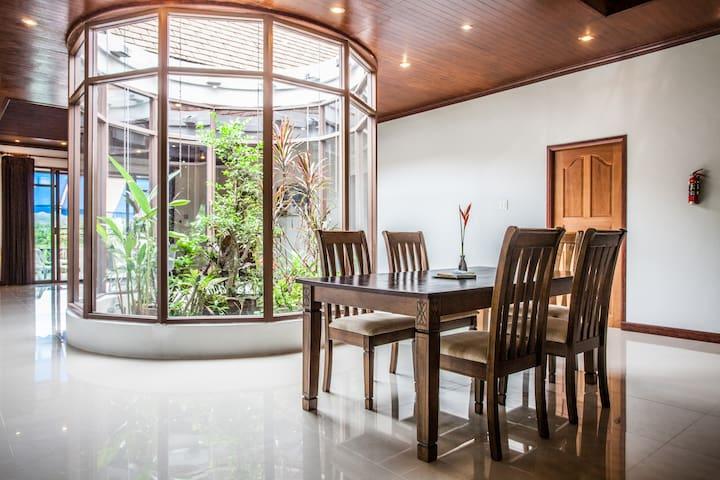 4bd,1600sm,SunsetView,Garden,Krabi - Tambon Ao Nang - House