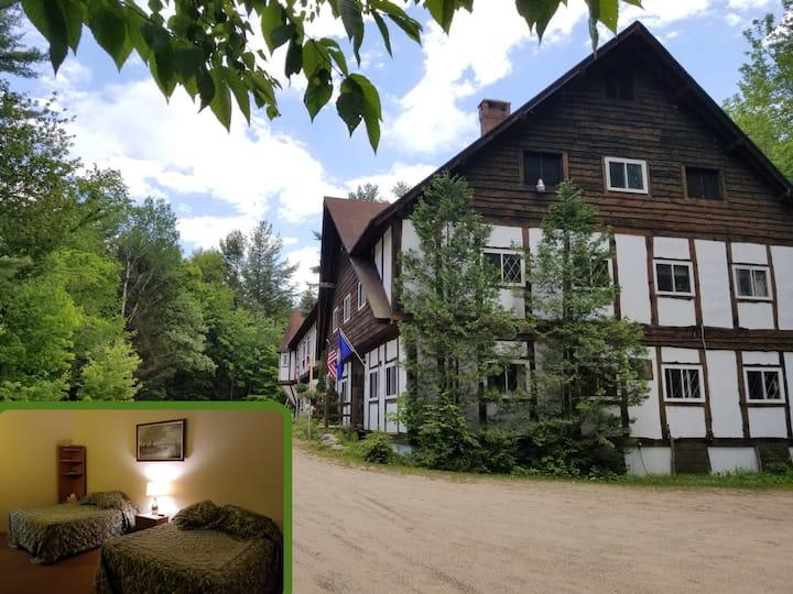 A quiet Inn on the Kancamagus Hwy Rm 22