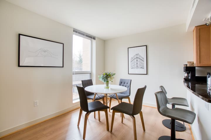 Cathedral Heights 1BR with Gym