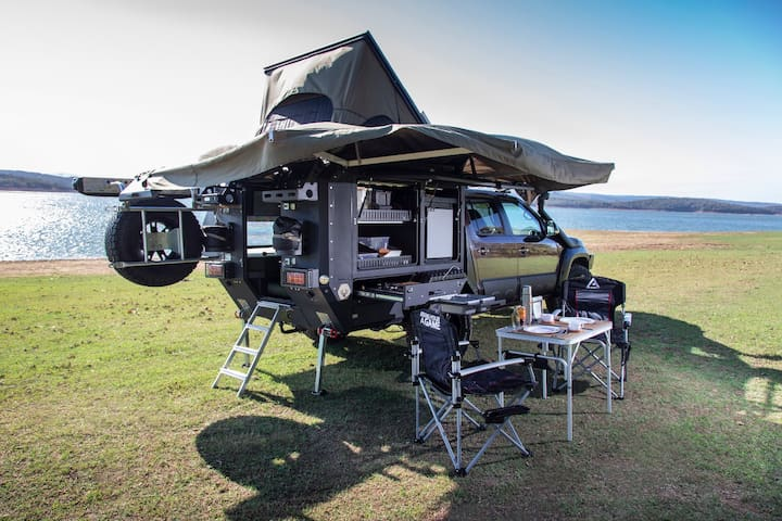 4×4 camper truck for off road adventures -ISTANBUL