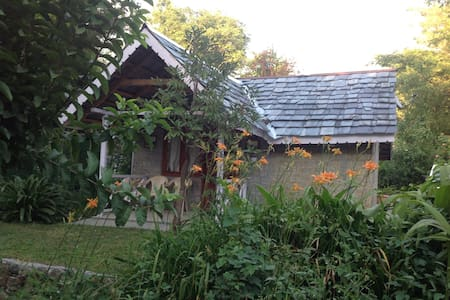 Garden Cottage at Tea Garden in Palampur - Palampur