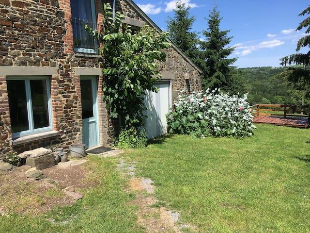 La Laiterie: Vakantiehuisje op de boerderij