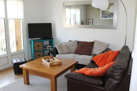 Appartement chaleureux bord de mer - Sainte-Adresse - Huoneisto