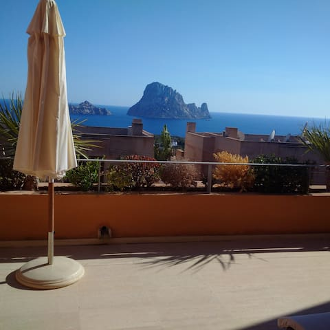 Luxury apart. IBIZA/Cala Vadella/sea views/ Wifi - Sa Talaiassa - Apartemen