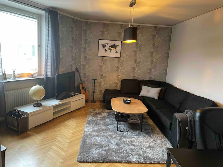 Charming 2 room Apartment close to centrum