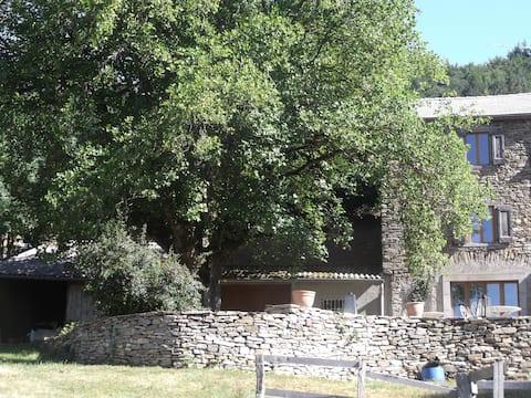 Gîte rural Le Tulipier, 6 places
