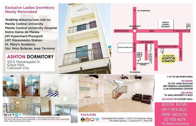 Ashton Dormitory