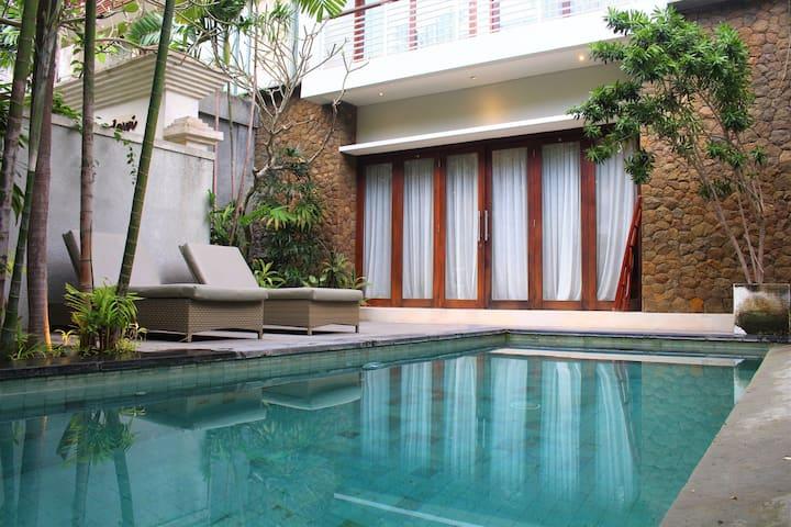 Ubud villa at Kampoeng Villa - Signature 1BR