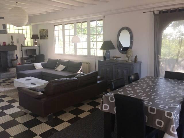 Soorts-Hossegor T3 Bel appartement  100 m²  6 pers