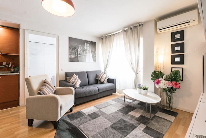 Apartment district RETIRO Park-Salamanca-GOYA