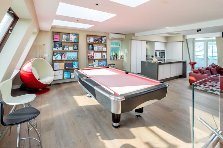 Luxury 3-bed Duplex in the heart of Notting Hill