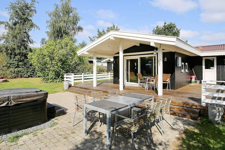 Secluded Holiday Home in Jægerspris with Barbecue