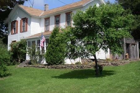 1875 Farm House on 70 Lovely Acres - Greenwood