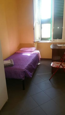 Private single bedroom in Rome - Rom - Lejlighed