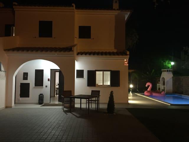 Casa dos peixes