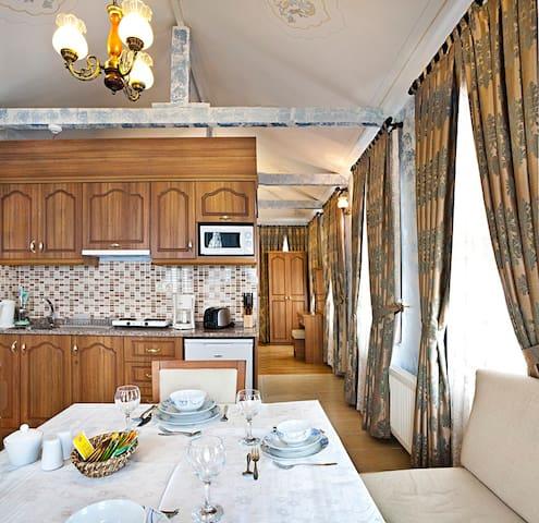 Sultanahmet - Deluxe 4 BR Villa - Istanbul - Villa