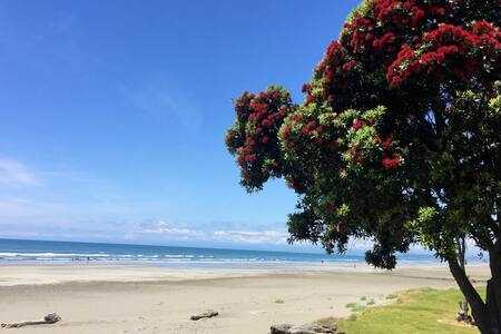 Ohope Beach Kiwi Bach - Self contained - Apartemen